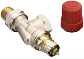 Клапан термостатический угловой горизонтальный RTR-N-min